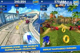 sonic dash apk sonic dash 3 7 9 go apk mod rings free for android