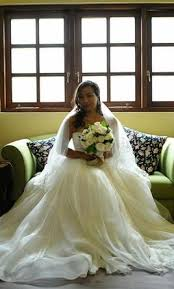 preowned wedding dresses elie saab praslin 4 000 size 8 used wedding dresses