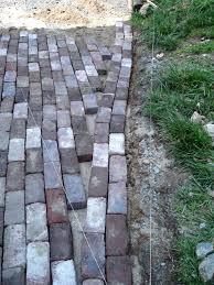 antique brick patio u2026 done