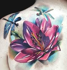 60 best flower tattoos meanings ideas and designs for 2018