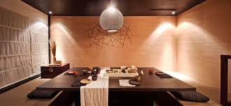dining room outstanding japanese dining room design with round