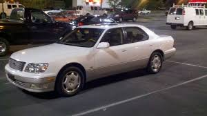 2000 lexus ls owner of a 2000 ls 400 platinum edition few maintenance
