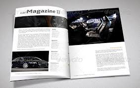 10 fantastic cars magazine templates for marketers