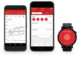 app android stronglifts 5 5 app workout log personal trainer stronglifts