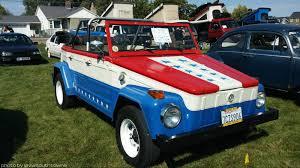 volkswagen thing blue vintage utah vw show u2013 utah vdub nation
