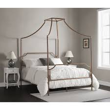 Bedroom Colorful Full Size Bed by Bailey Brushed Dark Copper Colored Full Size Canopy Bed Free