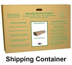 cardboard casket our products eco burial cardboard coffins kit eternity