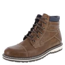 dexter waylan men u0027s cap toe boot payless