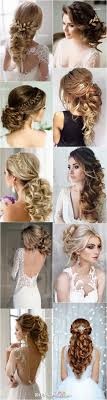 bridal hairstyles 250 bridal wedding hairstyles for hair that will inspire hi