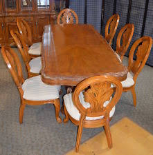 Tuscan Style Dining Room Furniture by Tuscan Dining Sets Ebay