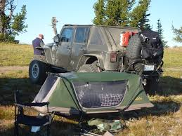 jeep wrangler overland tent post your jeep camping pictures expedition portal