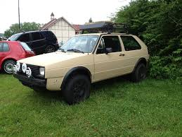 volkswagen rabbit truck lifted pin by tiago pinho on golf pinterest cars