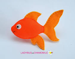 fishes felt magnets coral fishes fish magnet dish toyfish