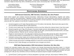 sle resume for key accounts manager roles in organization sensational inside sales resume sle manager position free