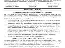 exles of sales resumes sensational inside sales resume sle manager position free