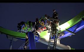 Six Flags Great America Accidents Trapped Teens On Six Flags Roller Coaster Thought They U0027were Going