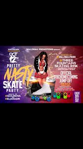 pretty nasty skate party tickets thu oct 12 2017 at 9 00 pm