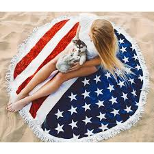 Gold Tassels On American Flag Buy American Flag Towel And Get Free Shipping On Aliexpress Com