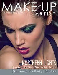 magazines for makeup artists dec jan 2013 14 issue 105 make up artist magazine