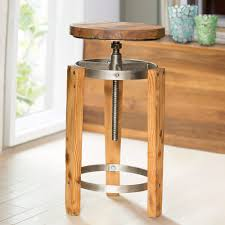 30 inch swivel bar stools with back bar stool metal and wood