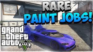 gta 5 how to get fluorescent blue neon purple u0026 gold paint jobs