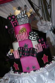 hollywood cake deco cakes cookies and more pinterest