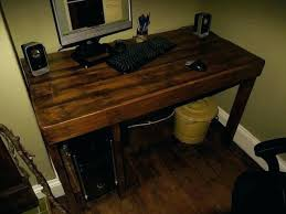 Diy Home Office Desk Plans Diy Office Desk Informal Office Desk Marvelous Home Office Desk
