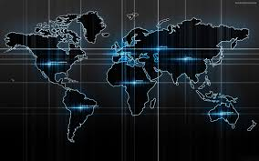Global Time Zone Map New Big Screensaver World Time Zone Map Screensaver