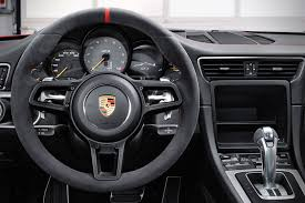 porsche race car interior 2018 porsche 911 gt3 hiconsumption