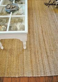 Living Room Grass Rug Sophia U0027s Rug Shopping Tips On A Budget