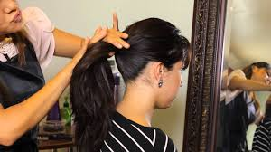 sarah palin hairstyle how to style a sarah palin hairdo tress to impress youtube