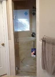 Single Frameless Shower Door Single Frameless Shower Doors Single Shower Door Houston Tx