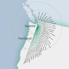 Seattle City Limits Map by Updated 2017 Incentives For Electric Vehicles And Evse For Tesla