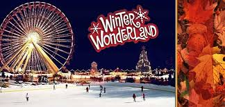 s winter in hyde park