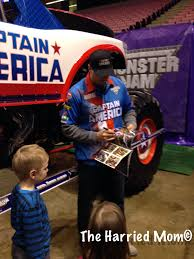 monster truck jam chicago crushing good time u2013 monster jam show review the harried mom