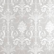 Gray Grasscloth Wallpaper by White And Grey Wallpaper Wallpapersafari