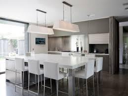 cuisine avec ilot central et table ilot cuisine pour manger cuisine en image