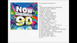 now thats what i call music 90 now 90 tracklist youtube