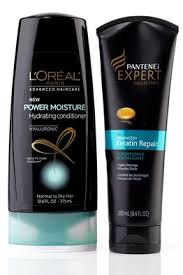 black label hair product line black packaging is the supermarket style for pantene l oréal and