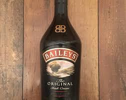 liquor bottle etsy