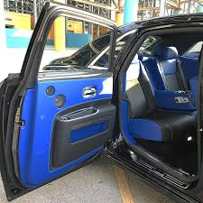 bentley wraith interior rolls royce ghost black badge bentley interior black and blue