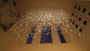 Artistic Chandelier Dripping Ceiling Lamps Light Shower Chandelier
