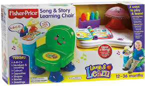 fisher price learn and laugh song and story learning activity