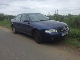 audi harlow audi a4 2 4 v6 automatic steptronic spares or repairs in harlow
