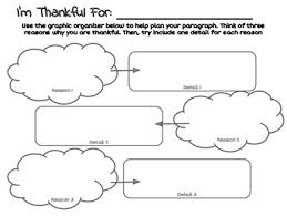 m thankful for thanksgiving paragraph activity with graphic