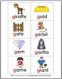 hard and soft g sorting plus worksheets u0026 posters set 1 my