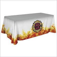 Cloth Table Skirts by Dining Room Fitted Table Covers With Logo Floral Plastic