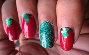 10 fantastic diy christmas nail art designs that are borderline