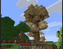Super cool tree house Minecraft  ᗰᎥИƎᑕЯᗩƒ✞  Minecraft