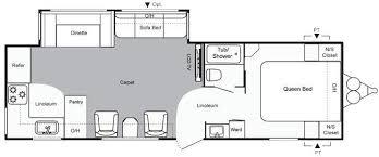Springdale Rv Floor Plans 2009 Keystone Springdale 291rkssr Travel Trailer Owatonna Mn